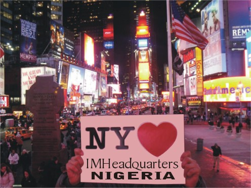 New York City Loves Internet Marketing Headquarters Nigeria