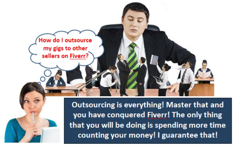 fiverr outsourcing is everything