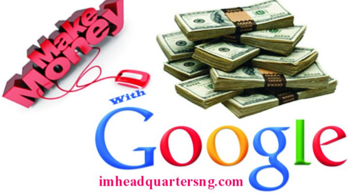 make money with google