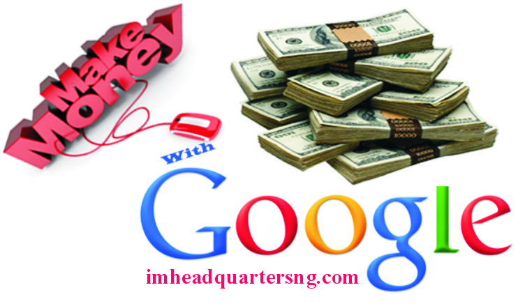 Associate your custom search engine with Google AdSense: