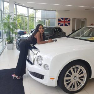 linda ikeji buys new car