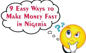 how to make money in nigeria fast