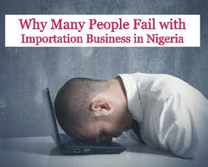 why people fail with ecommerce business in nigeria