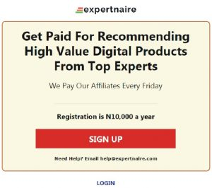 expertnaire affiliate marketing company