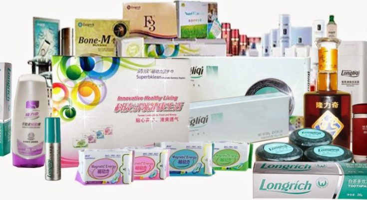 longrich products and prices 2019