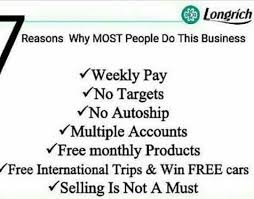 why join longrich