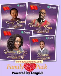 longrich nigeria celebrates 7th year anniversary