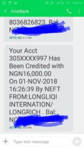 make money with longrich