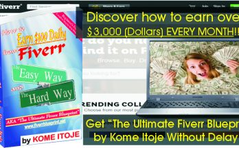 how to earn over 3000 dollars every month