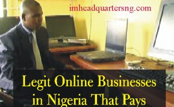 online business in nigeria that pays