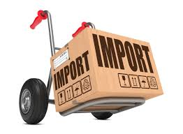 how to import goods from china