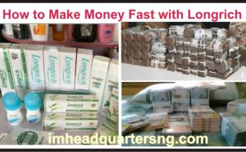 how to make money fast with longrich