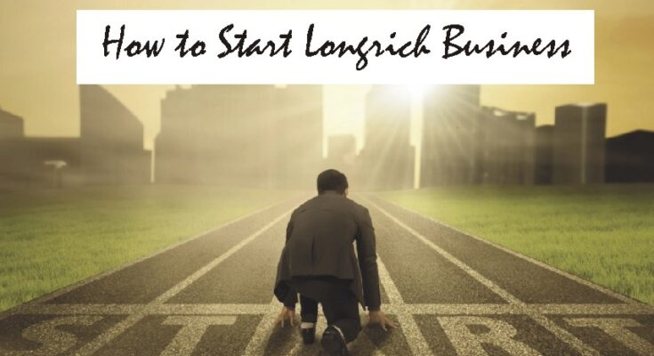 how to start longrich business