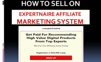 how to sell on expertnaire